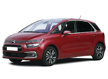 Фото Citroen C4 Spacetourer